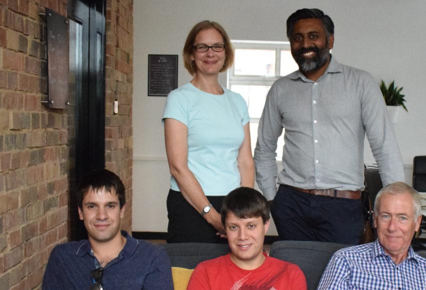 Sheffield Technology Parks EIRs Team