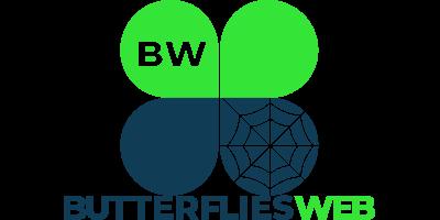 Butterflies Web